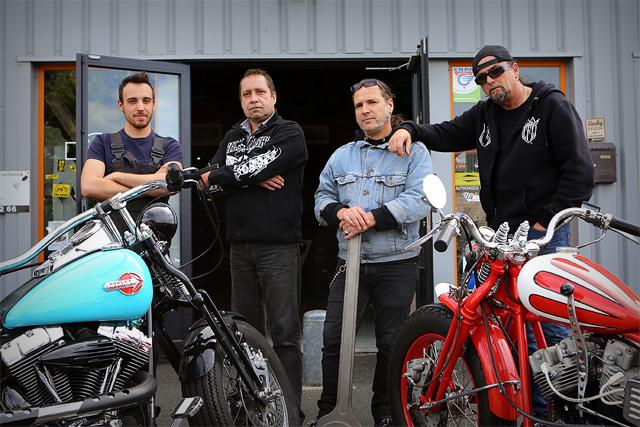 1340 motorcycles l 39 quipe harley davidson angers 49. Black Bedroom Furniture Sets. Home Design Ideas